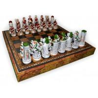 Шахматные фигуры Nigri Scacchi Клеопатра medium size