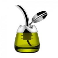 Дозатор с емкостью для масла Fior D'olio Alessi