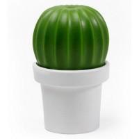 Мельница для соли или перца Tasty Cactus Qualy Бело-зеленая