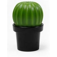 Мельница для соли или перца Tasty Cactus Qualy черно-зеленая