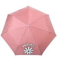Женский зонт компактный автомат H.DUE.O HDUE-251-3