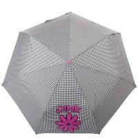 Женский зонт компактный автомат H.DUE.O HDUE-251-1