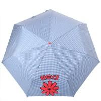 Женский зонт компактный автомат H.DUE.O HDUE-251-2
