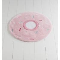 Коврик для ванной Chilai Home DONUT PINK