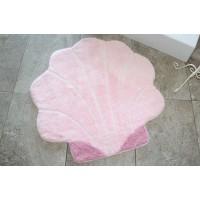 Коврик для ванной Chilai Home SHELL PEMBE