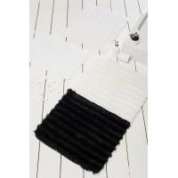 Коврик для ванной Chilai Home SOFT BLACK