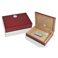 Хьюмидор для 12 сигар 09423 Бургундия