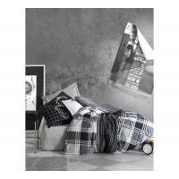 Комплект постельного белья Cotton box Masculine RAMOS ANTRASIT
