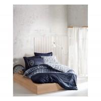 Комплект постельного белья Cotton box Masculine PABLO LACIVERT