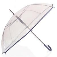Прозрачный зонт-трость Happy Rain U40970-2