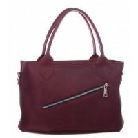 Женская кожаная сумка Dekey Ли марсала