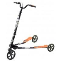 Cамокат GO Travel Speeder средний черно-оранжевый