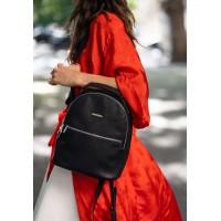 Кожаный мини-рюкзак BlankNote Kylie оникс