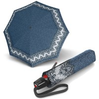 Зонт складной Knirps T.200 Marleine Blue Kn95 3200 8392