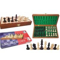 Шахматы 1053 Турнирные №3 Intarsia