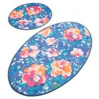Набор ковриков Chilai Home FLOWERS DJT