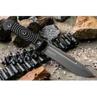 Нож нескладной Kizlyar Supreme Maximus Sleipner Tacwash