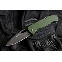 Нож складной Kizlyar Supreme Ute 440C G10 Зеленый