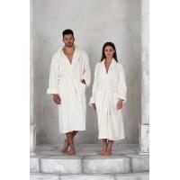 Семейный набор: мужской и женский халаты Vincent Devois