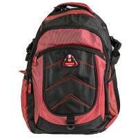 Рюкзак Enrico Benetti Barbados Black-Red Eb62011 618