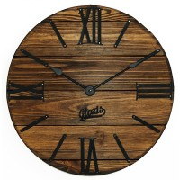 Часы настенные Glozis Nevada Mokko