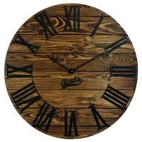 Часы настенные Glozis Kansas Mokko