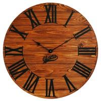 Часы настенные Glozis Kansas Rust