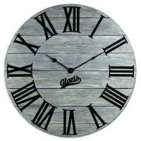 Часы настенные Glozis Kansas Graphite