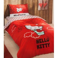Постельное бельё TAC Hello Kitty Bow
