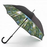 Женский зонт-трость Fulton Fulton Bloomsbury-2 L754 Sunburst