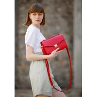 Женская сумка кроссбоди BlankNote Lola красная