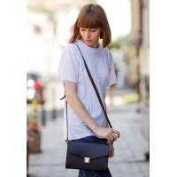 Женская сумка кроссбоди BlankNote Lola черная