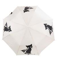 Зонт женский полуавтомат Barbara Vee HDUE-BV-BC100-IV