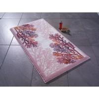 Коврик для ванной Confetti Coral Pembe 57x100