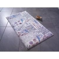 Коврик для ванной Confetti Artichoke Flower Beyaz 57x100