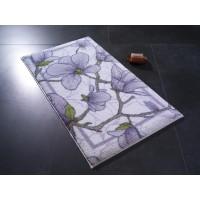 Коврик для ванной Confetti Interlace Lila 57x100