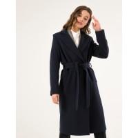 Женское пальто Season Дороти темно-синего цвета