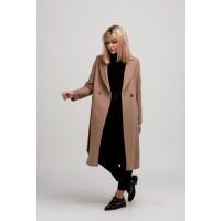 Женское пальто Season Дороти бежевого цвета