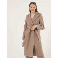 Женское пальто Season Дороти цвета кэмэл