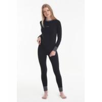 Женская пижама Yoors Star Y2019AW0058 черная