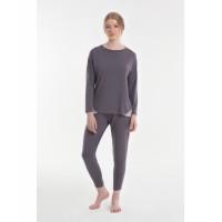 Женская пижама Yoors Star Y2019AW0128 фуксия