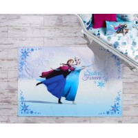 Коврик в детскую Tac Disney Frozen Sisters 80*140 см