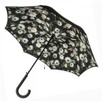 Женский зонт-трость Fulton Bloomsbury-2 L754 Mono Bouquet