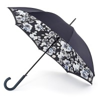 Женский зонт-трость Fulton Bloomsbury-2 L754 Mono Floral