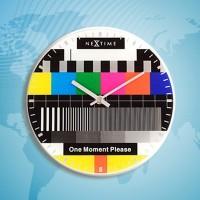 Часы настенные NeXtime One moment