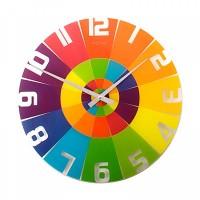 Часы настенные NeXtime Радуга
