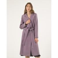 Женское пальто Season Дороти сиреневого цвета