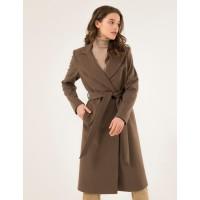 Женское пальто Season Дороти оливкового цвета