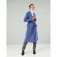 Женское пальто Season Дороти голубого цвета