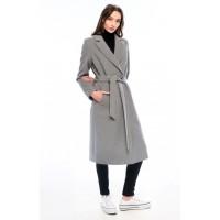 Женское пальто Season Дороти светло-серого цвета